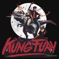 Kung Fury Clasic Movie