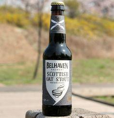 살찐돼지의 맥주광장 :: Belhaven Scottish Oat Stout (벨헤이븐 스코티쉬 오트 스타우트) - 7.0%