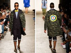 Mark McNairy Spring 2014 Collection • Highsnobiety