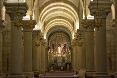 Cripta Neoromana Catedral de la Almudena, Madrid