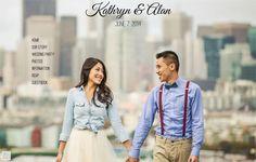 Kathryn & Alan