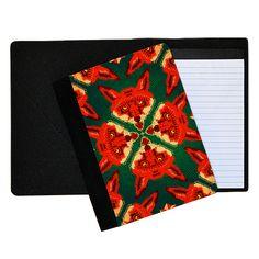 www.bespo.co.uk chobopop store products geometric-fox-notebook