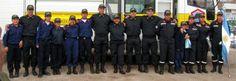 Piedra del Aguila.-: Bomberos Voluntarios de Piedra del Aguila / Acto A...