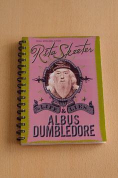Anillado Biogradía de Dumbledore Harry Potter