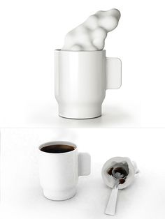 COFFEE ON THE CLOUDS Cup by Vaulot & Dyèvre | moddea