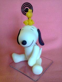 porta recado Snoopy