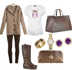 """""""December 28, 2012 Outfit"""" by sweetasasouthernpeach on Polyvore"""