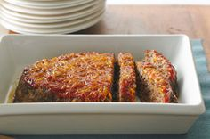 Our Favourite Meatloaf recipe is aptly named. We aren't the only ones that love this tasty meatloaf - it's one of our most popular meatloaf recipes! Kraft Recipes, Favorite Meatloaf Recipe, Favorite Recipes, Ground Beef Burritos, Tasty, Yummy Food, Meatloaf Recipes, Beef Dishes, Ground Beef Recipes