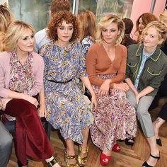 WHO: #IsabellaFerrari #ValeriaGolino #JasmineTrinca e #AlbaRohrwacher WEARING: #Prada WHEN: #PradaResort18 WHERE: #OsservatorioPrada in #GalleriaVittorioEmanuele #Milano  #MCSfilate #FrontRow #LookDelleStar #Bestdressed #Celebritylook #Italianactress #Moviestar ( @gettyimages )  via MARIE CLAIRE ITALIA MAGAZINE OFFICIAL INSTAGRAM - Celebrity  Fashion  Haute Couture  Advertising  Culture  Beauty  Editorial Photography  Magazine Covers  Supermodels  Runway Models