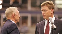 Archive: Jerry Jones Should Turn To Aikman For General Manager Jerry Jones, Troy Aikman, How Bout Them Cowboys, Dallas Cowboys, Nfl, Archive, Cinema, Management, Football