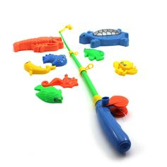 Pre-School Baby Child Magnetic Fishing Rod +8 Kinds Fish Model Funny Playing Toy     Tag a friend who would love this!     FREE Shipping Worldwide     #BabyandMother #BabyClothing #BabyCare #BabyAccessories    Buy one here---> http://www.alikidsstore.com/products/pre-school-baby-child-magnetic-fishing-rod-8-kinds-fish-model-funny-playing-toy/