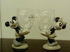 Genuine Disney. Mickey & Minnie 🍷