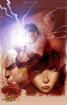 Street Fighter / Ryanbnjmn