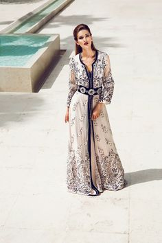 View the kaftan collection of Arushi Couture.