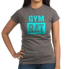 Gym Rat Junior Jersey T-shirt (dark)