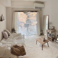 Best Minimalist Bedroom Decoration Ideas For You Room Ideas Bedroom, Small Room Bedroom, Bedroom Decor, Minimalist Room, Aesthetic Room Decor, Cozy Room, Dream Rooms, My New Room, House Rooms