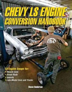 This is a detailed guide on how to install GM's popular LS small-block engines into just about any other vehicle, the most popular conversion in the aftermarket today. Includes an overview of the Chev