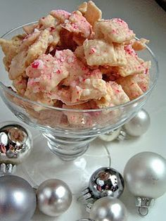 "Peppermint ""Reindeer Feed"""