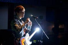 YongHwa en el ensayo dentro del Pepsi Center Cr. FNC