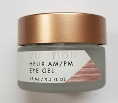 FREE Volition Helix AM/PM Eye Gel Sample  #FreebieFriday #Coupons #freebiesinthemail #samples #giveaway #FreeSAMPLE