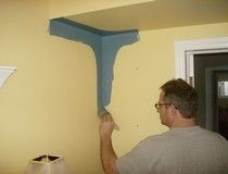 Rental Property Painting Tips Keeping costs at a minimum, and other assorted remedial advice