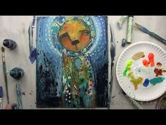 Video Preview for online class Serendipity 2 with Juliette Crane