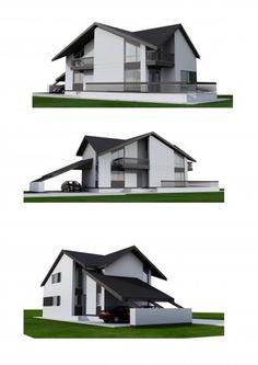 Casa Beatrice - Proiecte Case Etaj - Case cu Etaj