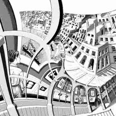 GEOMETRISM... Escheresque animation...