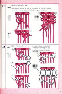 ideas crochet jewelry bracelet micro macrame for 2019 Macrame Bag, Macrame Jewelry, Macrame Bracelets, Micro Macramé, Art Macramé, Macrame Patterns, Doily Patterns, Dress Patterns, Macrame Projects