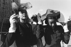 Harlem on Easter Sunday...(via Vintage Black Glamour)