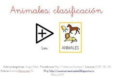 SUSANA Maestra de A.L.: Vocabulario ANIMALES