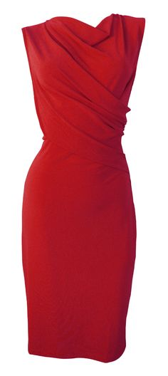 Micheal Kors twist front dress...I just loved if my figure could looked and then fitted for this dress!