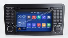 Android 6.0 Octa 8 Core 2GB RAM 32GB ROM CAR DVD PLAYER DVD for BENZ ML 320 ML 350 W164 GL X164 GL320+1024X600+DVR/WIFI+DSP+3/4G #Affiliate