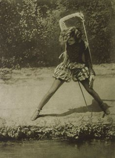 In Search of Pagan Hollywood: Elisabeth Bergner for Dona Juana Sword Reference, Pose Reference, Drawing Reference, Reference Images, Looks Style, Looks Cool, Mademoiselle De Maupin, Old Photos, Vintage Photos