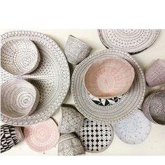 Loading into kiln for 🙏 Suzanne Sullivan Ceramics, Decorative Plates, Photo And Video, Tableware, Instagram Posts, Handmade, Home Decor, Dinnerware, Hand Made