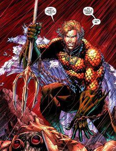 Why Aquaman is a total badass. - Imgur