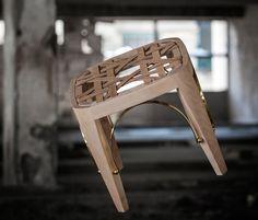 Khayzaran / Fairuz chair by Richard Yasmine » Retail Design Blog