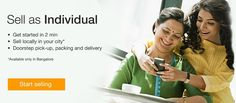 Amazon Launches Sell as Individual a Platform for Selling Used Products