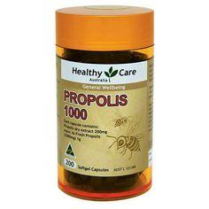 Propolis menyembuhkan penyakit yang berhubungan dengan bakteri, misalnya :thypus, diare/muntaber dan sebagainya. Dapat juga untuk bau ketiak yang sangat mengganggu, karena di dalam lipatan ketiak terdapat bakteri atau jamur yang menyebabkan bau.