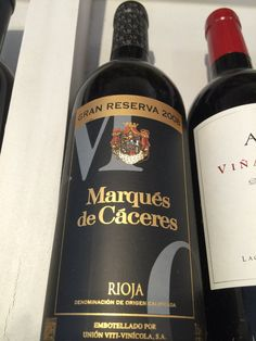 Jeroboams Eliz St ‏@JeroboamsElizSt  25m25 minutes ago Roast Lamb for lunch on Sunday? Wondering what to enjoy with it? Rioja Gran Reserva from Marques de Caceres of course!