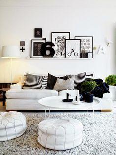 Una de las estancias que más quebradero de cabeza nos puede crear a la hora de plantearnos la decoración de una casa es sin duda el sa...