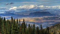 Sleeping Giant, Steamboat Springs, CO - September 2015