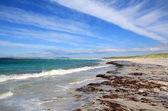 North Uist Beach via http://www.scotlandinfo.eu/outer-hebrides-western-isles.html