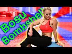 Sexy Miami Bosu Ball Workout