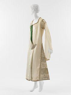 1920s Evening dress by Paul Poiret.