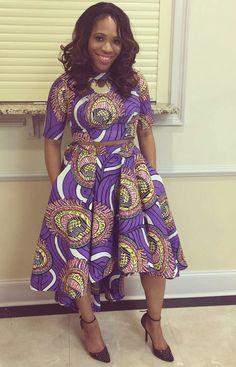 Dressmaking, My Wardrobe, Wrap Dress, Women Wear, African, Fancy, Photo And Video, How To Wear, Sew
