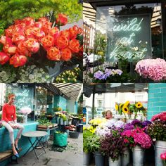 Say it with flowers! A petal-laden look behind the scenes on our #Boden spring shoot!