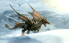dragon | Dragons Dragon Wallpaper