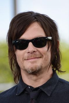 Omg I can't believe Norman Reedus is 44. He's so sexy!