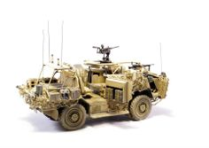 Found on Facebook, i think it's 1:48 Airfix Jackal or Coyote